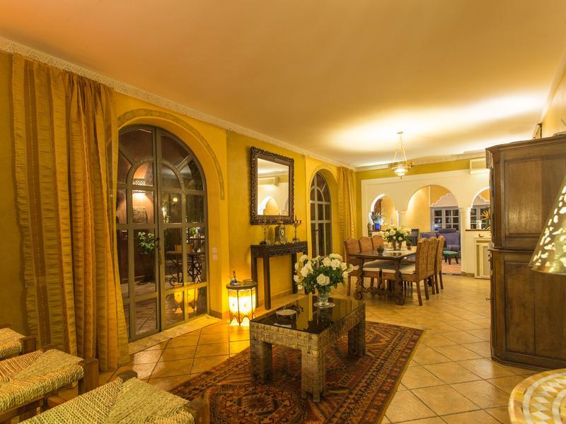 Villa les Oliviers - Un écrin de tranquillité