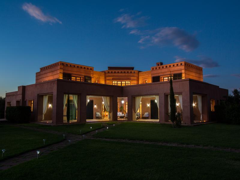 Villa Koutoubia - 14 personnes