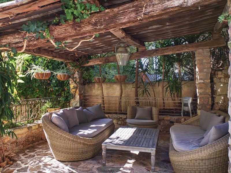 Villa Les Pins - Villa entourée de verdure