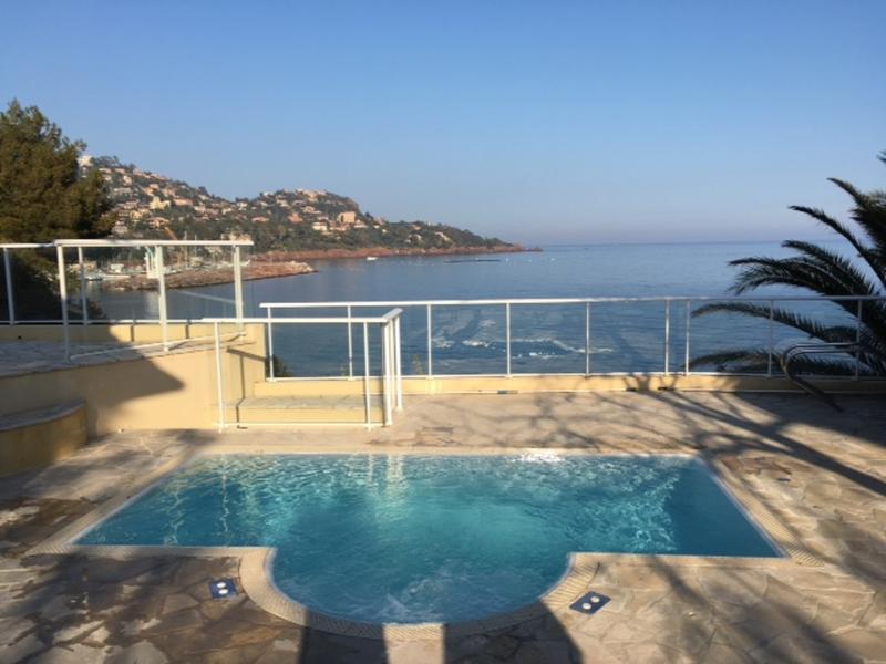 Villa Lou Cade - Villa avec plage accessible par escalier privé