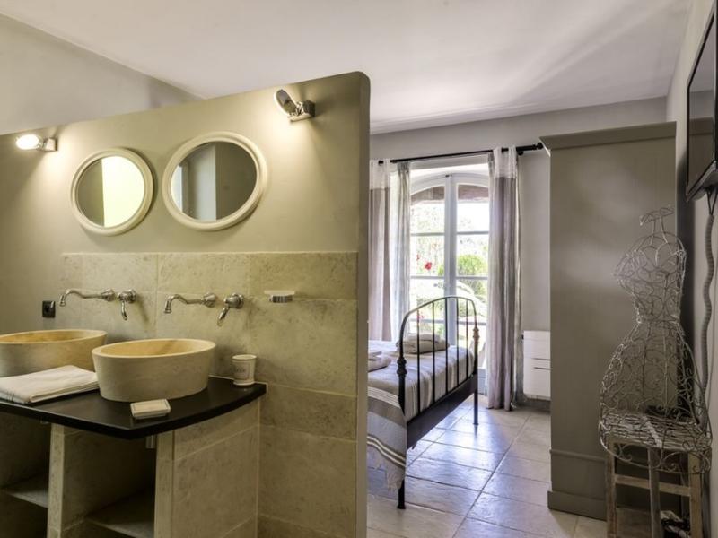 La Bastide Provençale - Vue imprenable sur le Lubéron