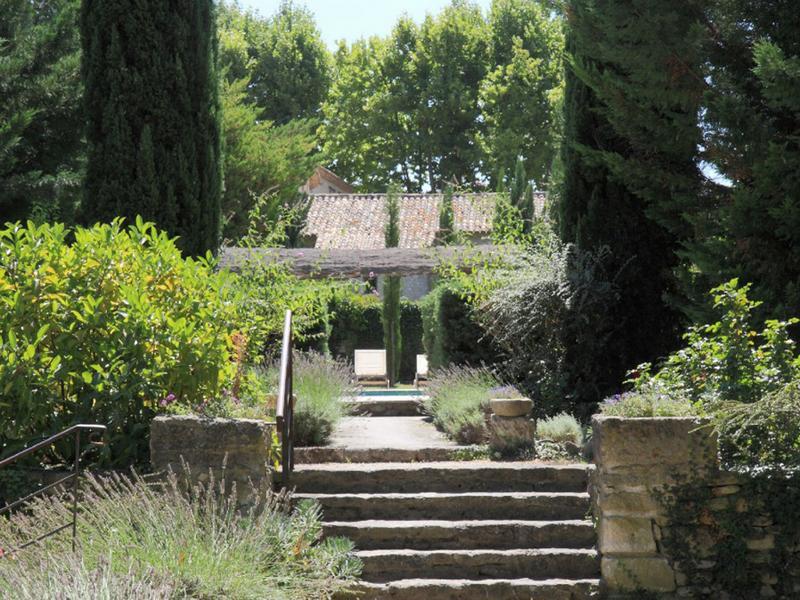 Villa Les Platanes - Les plus beaux platanes de Provence