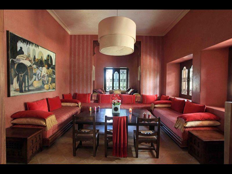 Villa Layyine - La somptuosité marocaine
