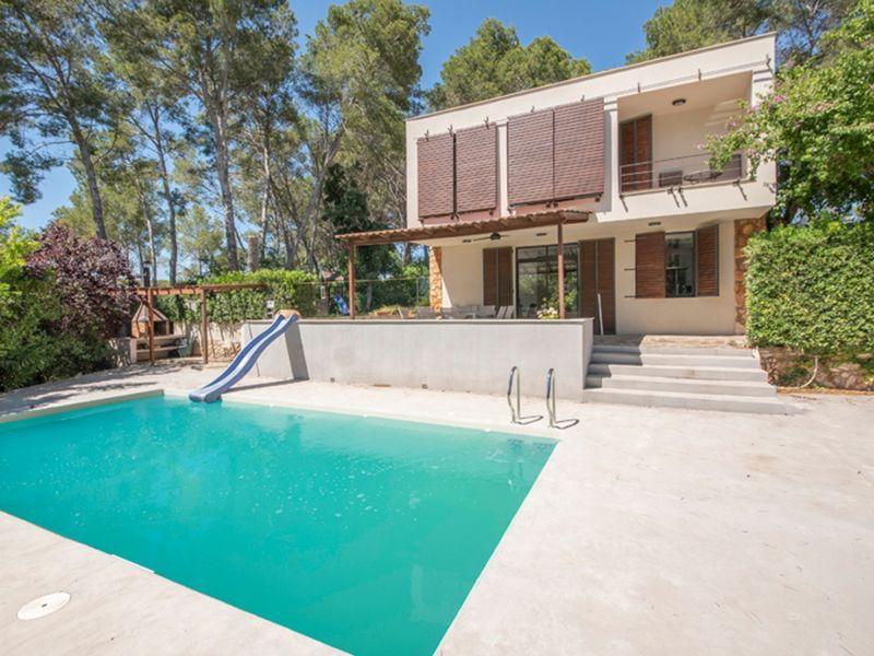 Villa El Catllar - spécial famille - aire de jeux pour enfants
