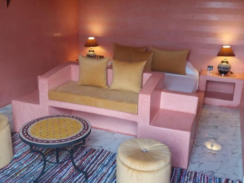 Villa des Senteurs - Paillotes and B & b for a stay with family or friends