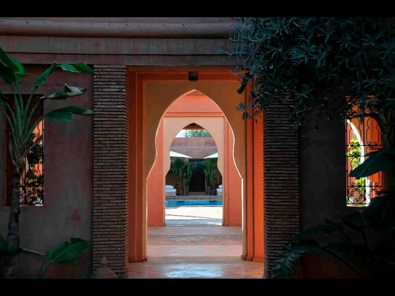 Villa Layyine - La somptuosité marocaine dans un somptueux Riad de 5 chambres