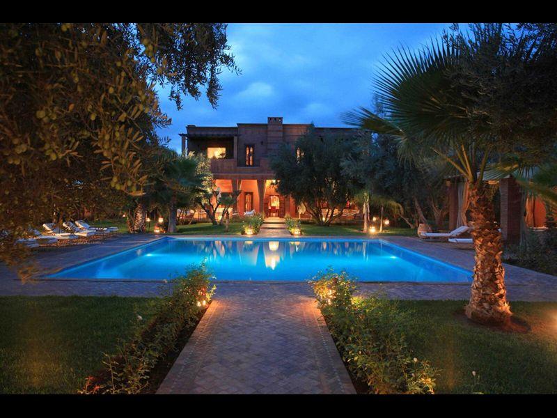 Villa Layyine - La somptuosité marocaine dans un somptueux Riad de 4 chambres