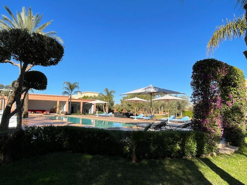 Villa Koutoubia - 6 personnes