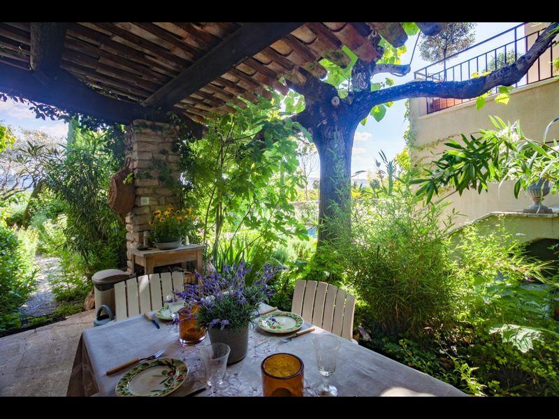 L'accueillante - Villa au charme Provençal
