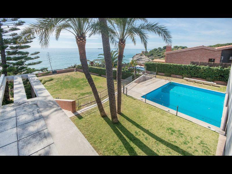 La Casa de la Playa - Surplombez la mer !