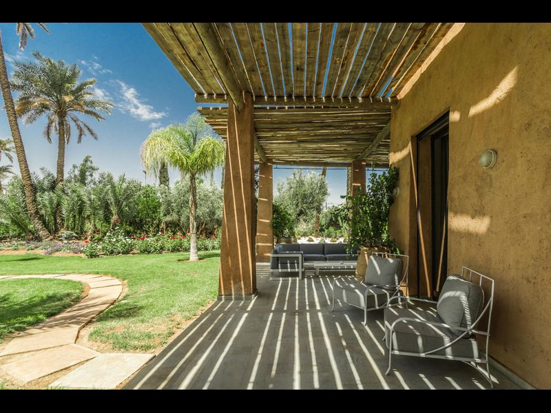 Villa Yen : perfect choice for your holiday in Marrakech