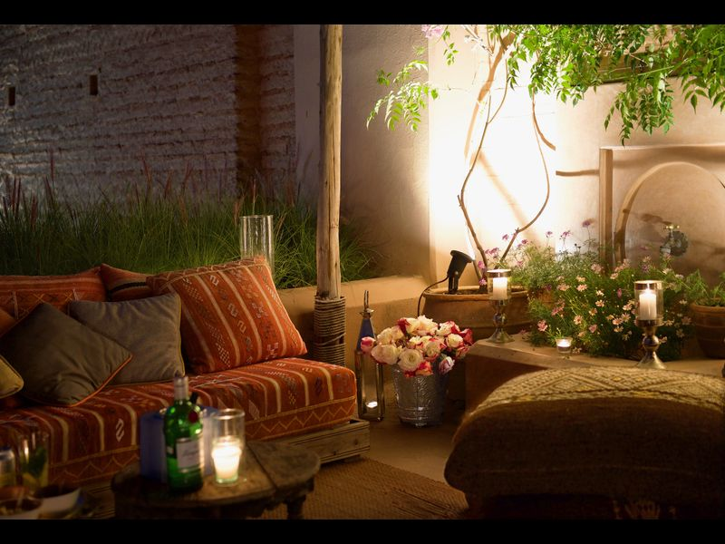 Mini Riad de charme, 2 chambres et belle piscine partagée avec le riad.