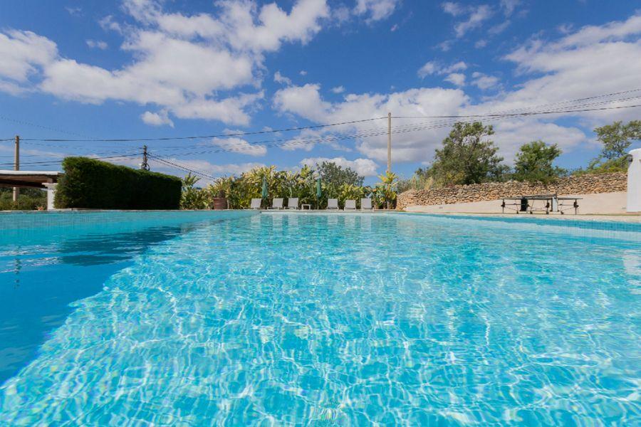 Estupenda casa de 3 habitaciones con gran piscina privada