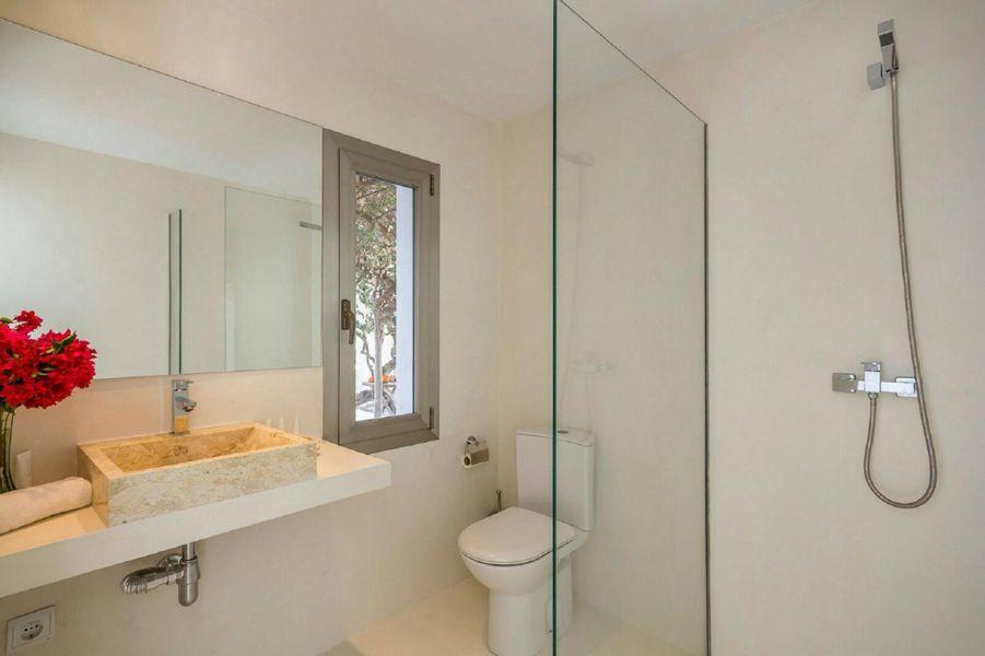 Can German - Villa minimalista Talamanca con vistas espectaculares al mar