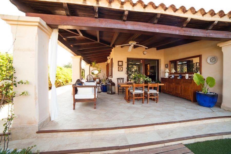 Casa Naty - Hermosa casa de 3 habitaciones dobles cerca de Sa Caleta