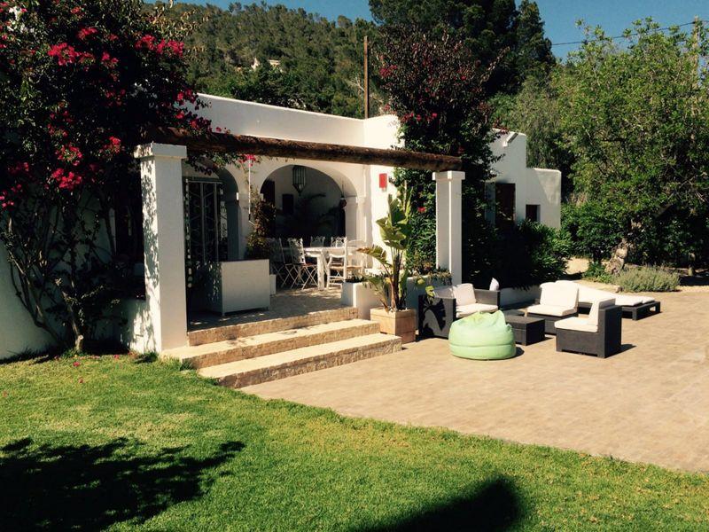 Can Pascual - Espléndida villa Cala LLonga cerca de la playa y campo de golf