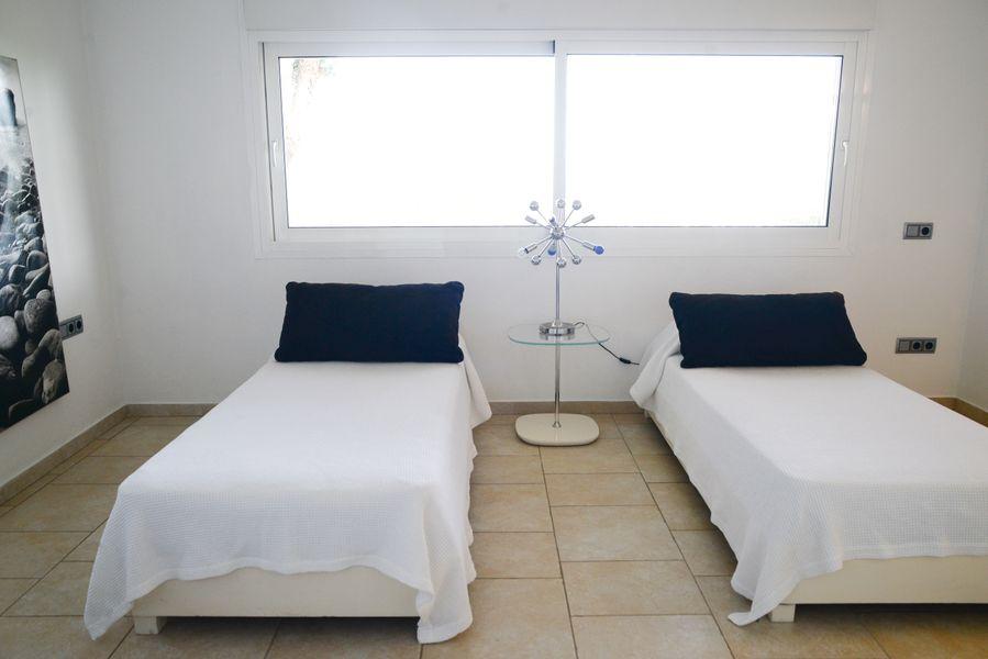 Can Salva - Villa con panorámicas vistas al mar, Ibiza ciudad y Cap d'es Falco