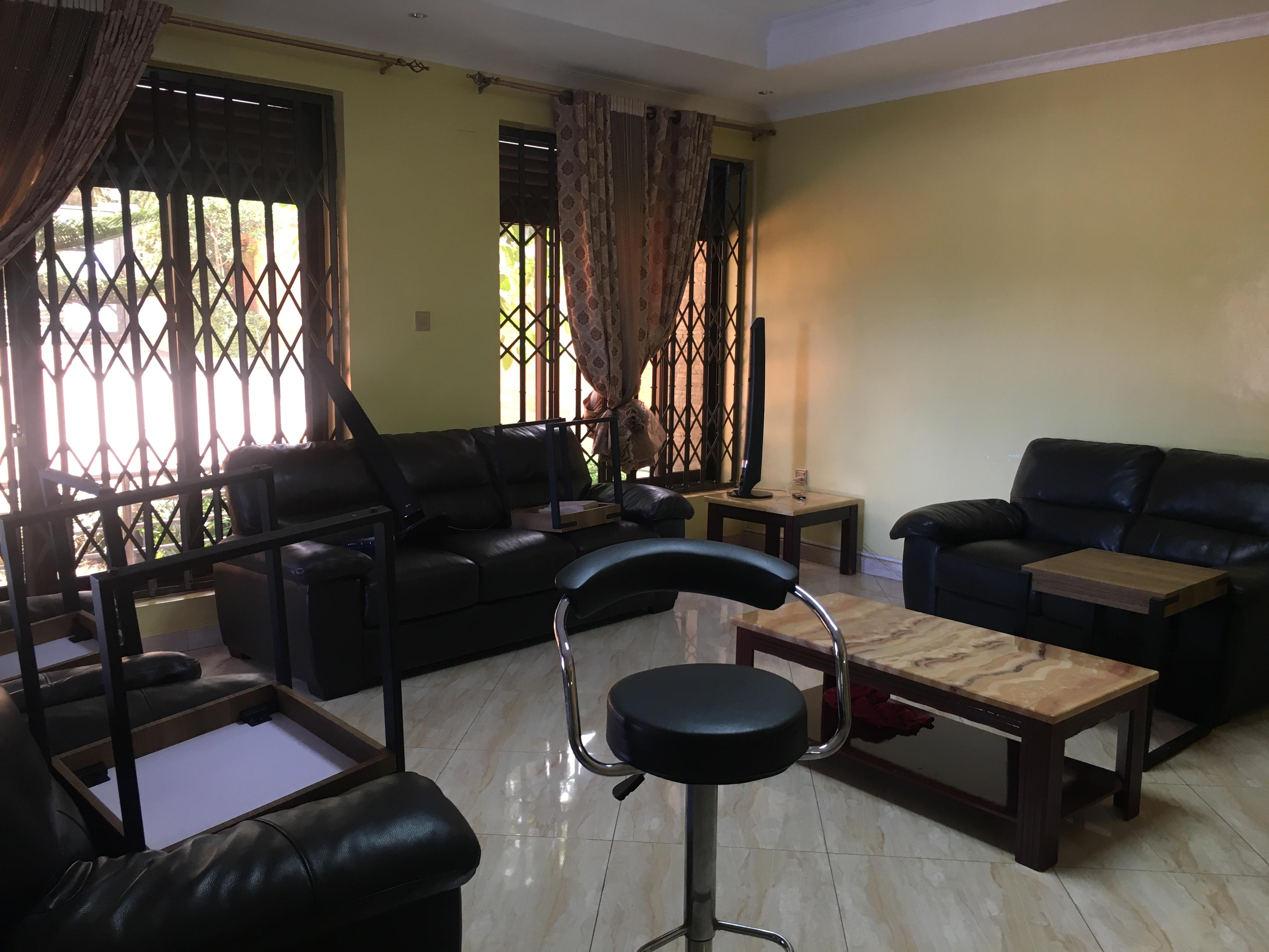 Privatzimmer mit Whirlpool in Kigali