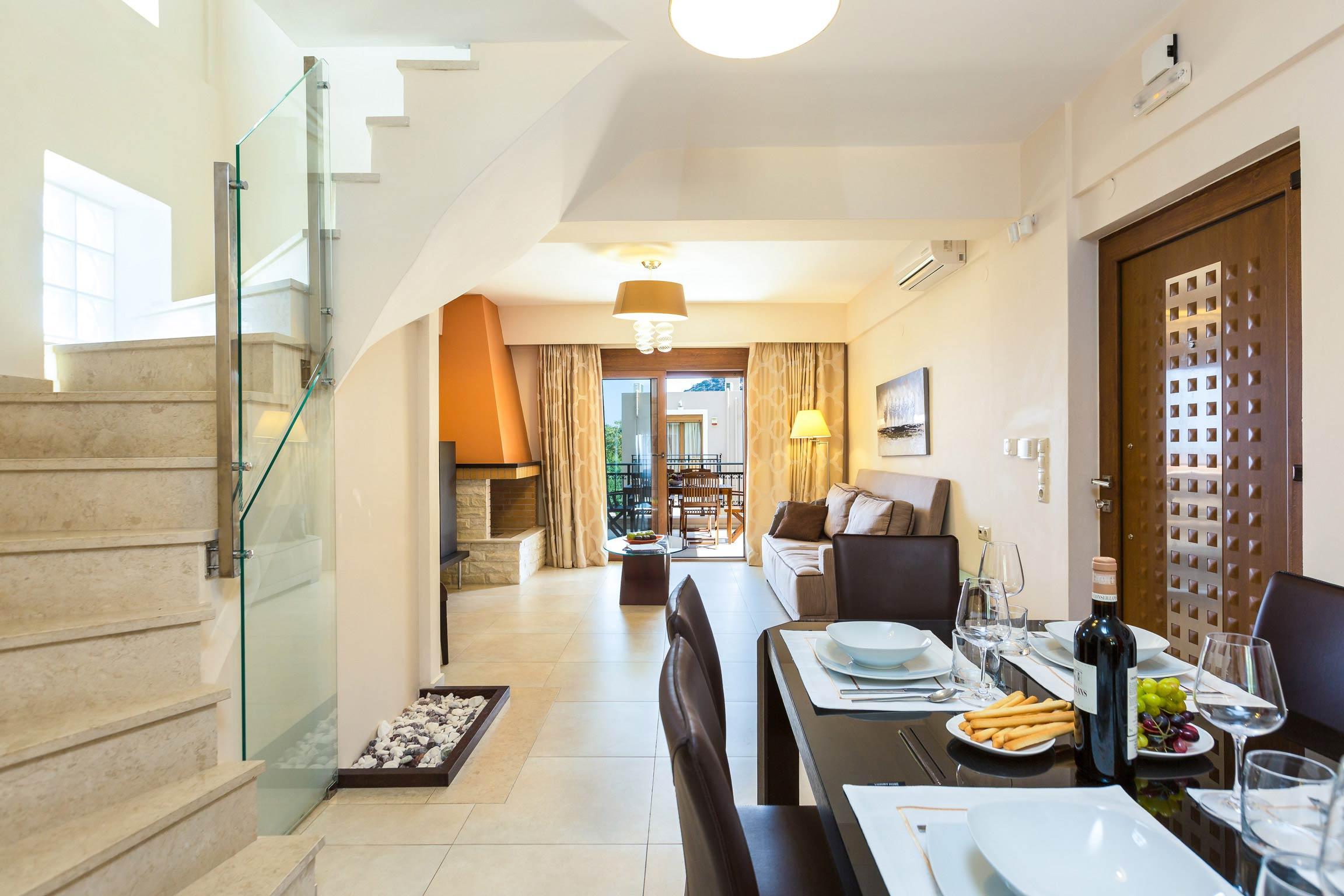 Ferienhaus Diese Villa auf zwei Ebenen ist der perfekte Ort, um in Rethymnon auf Kreta weh zu bleiben (2623387), Roumeli, Kreta Nordküste, Kreta, Griechenland, Bild 18