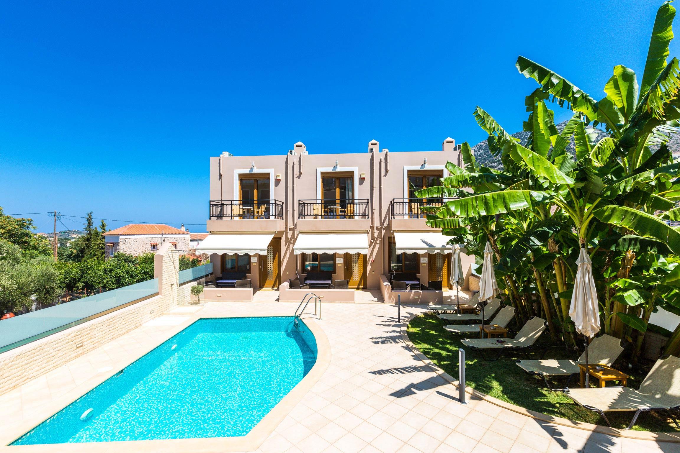 Ferienhaus Diese Villa auf zwei Ebenen ist der perfekte Ort, um in Rethymnon auf Kreta weh zu bleiben (2623387), Roumeli, Kreta Nordküste, Kreta, Griechenland, Bild 14