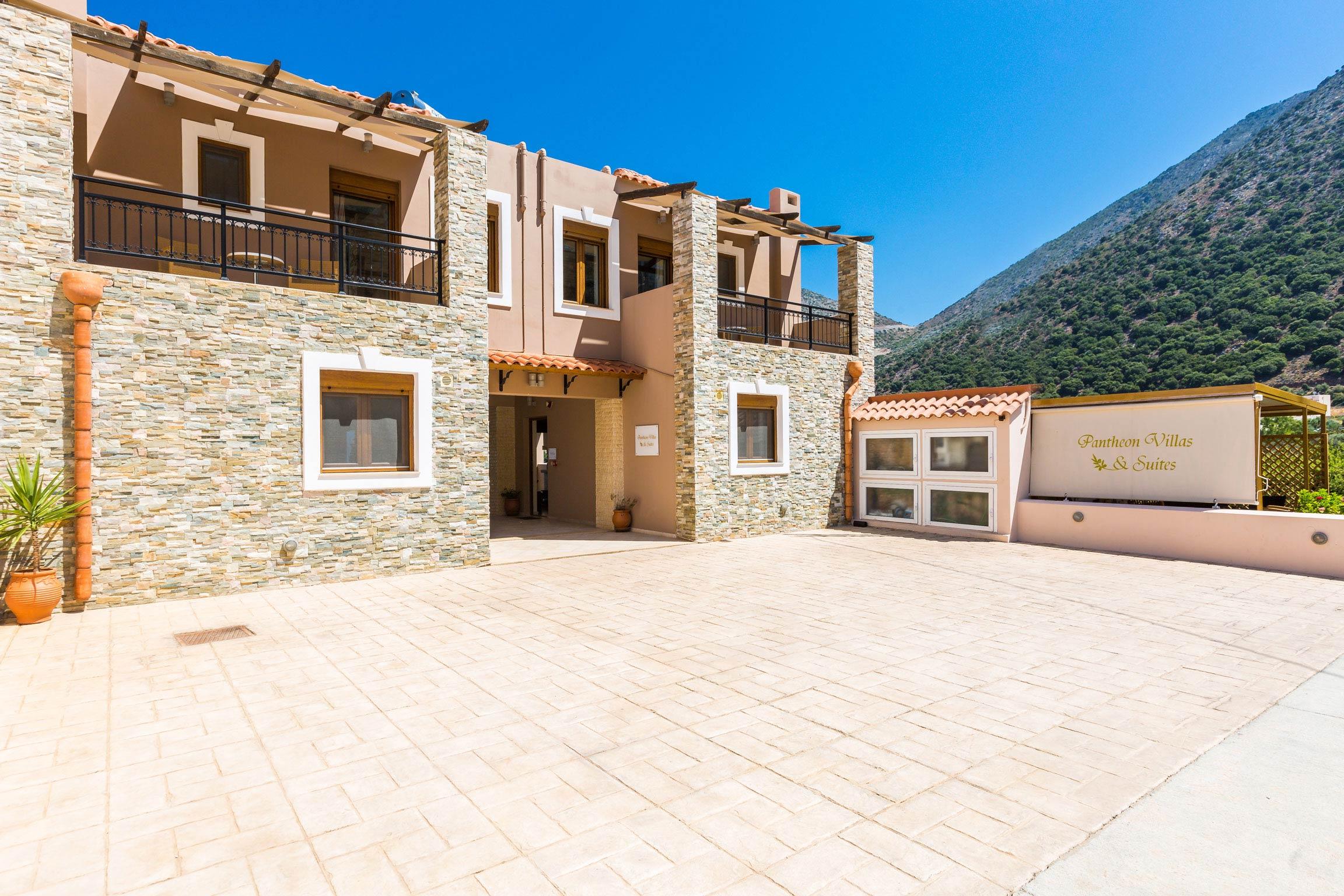 Ferienhaus Diese Villa auf zwei Ebenen ist der perfekte Ort, um in Rethymnon auf Kreta weh zu bleiben (2623387), Roumeli, Kreta Nordküste, Kreta, Griechenland, Bild 8