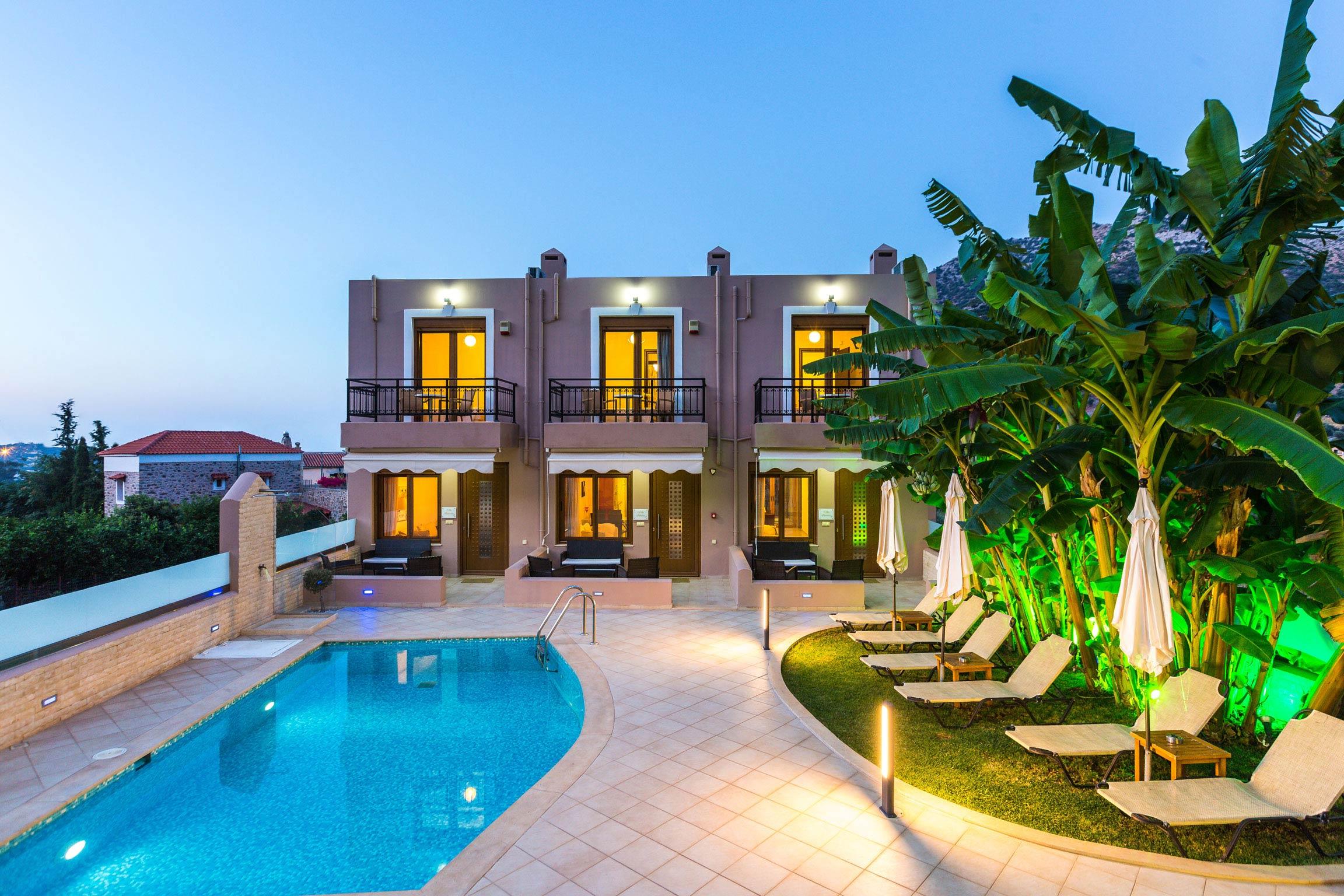 Ferienhaus Diese Villa auf zwei Ebenen ist der perfekte Ort, um in Rethymnon auf Kreta weh zu bleiben (2623387), Roumeli, Kreta Nordküste, Kreta, Griechenland, Bild 5