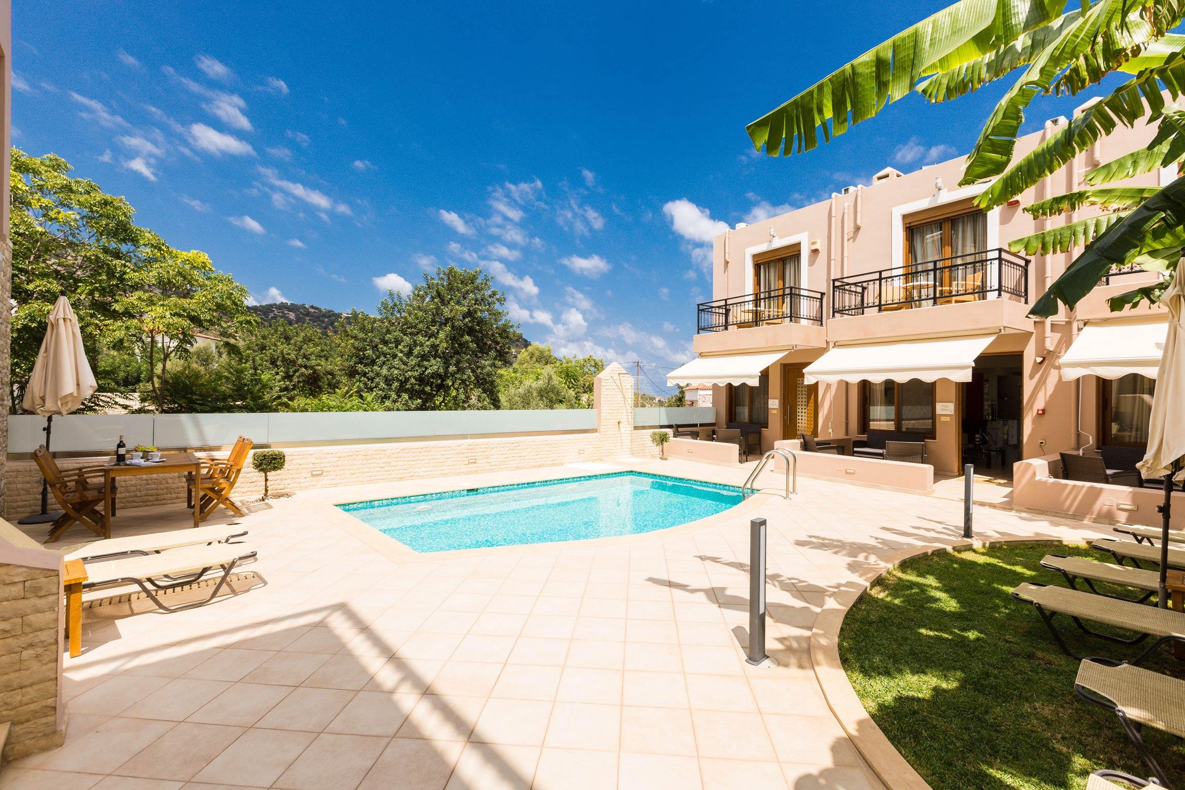 Ferienhaus Diese Villa auf zwei Ebenen ist der perfekte Ort, um in Rethymnon auf Kreta weh zu bleiben (2623387), Roumeli, Kreta Nordküste, Kreta, Griechenland, Bild 11