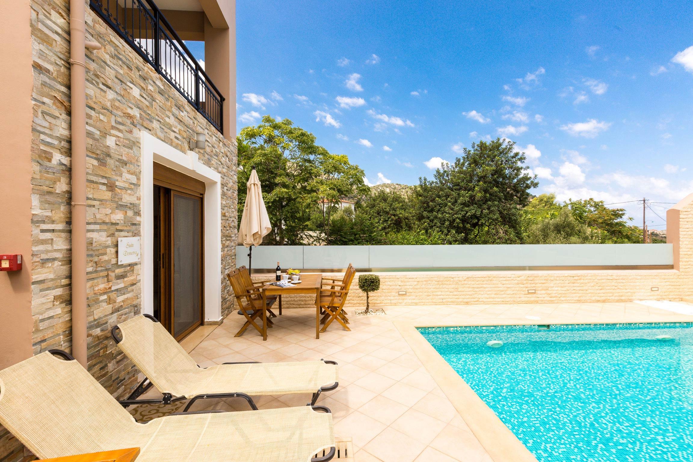 Ferienhaus Diese Villa auf zwei Ebenen ist der perfekte Ort, um in Rethymnon auf Kreta weh zu bleiben (2623387), Roumeli, Kreta Nordküste, Kreta, Griechenland, Bild 13
