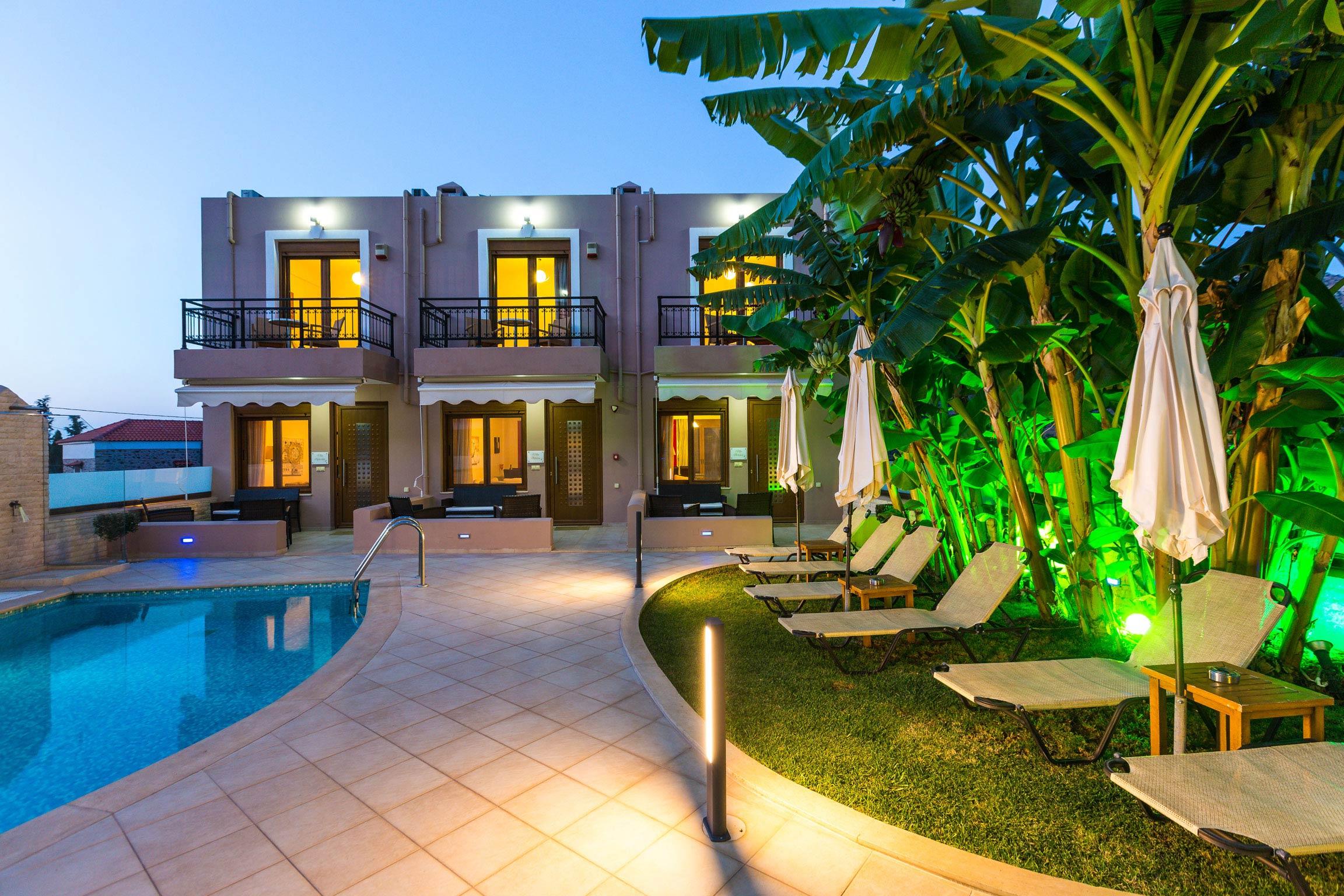 Ferienhaus Diese Villa auf zwei Ebenen ist der perfekte Ort, um in Rethymnon auf Kreta weh zu bleiben (2623387), Roumeli, Kreta Nordküste, Kreta, Griechenland, Bild 10