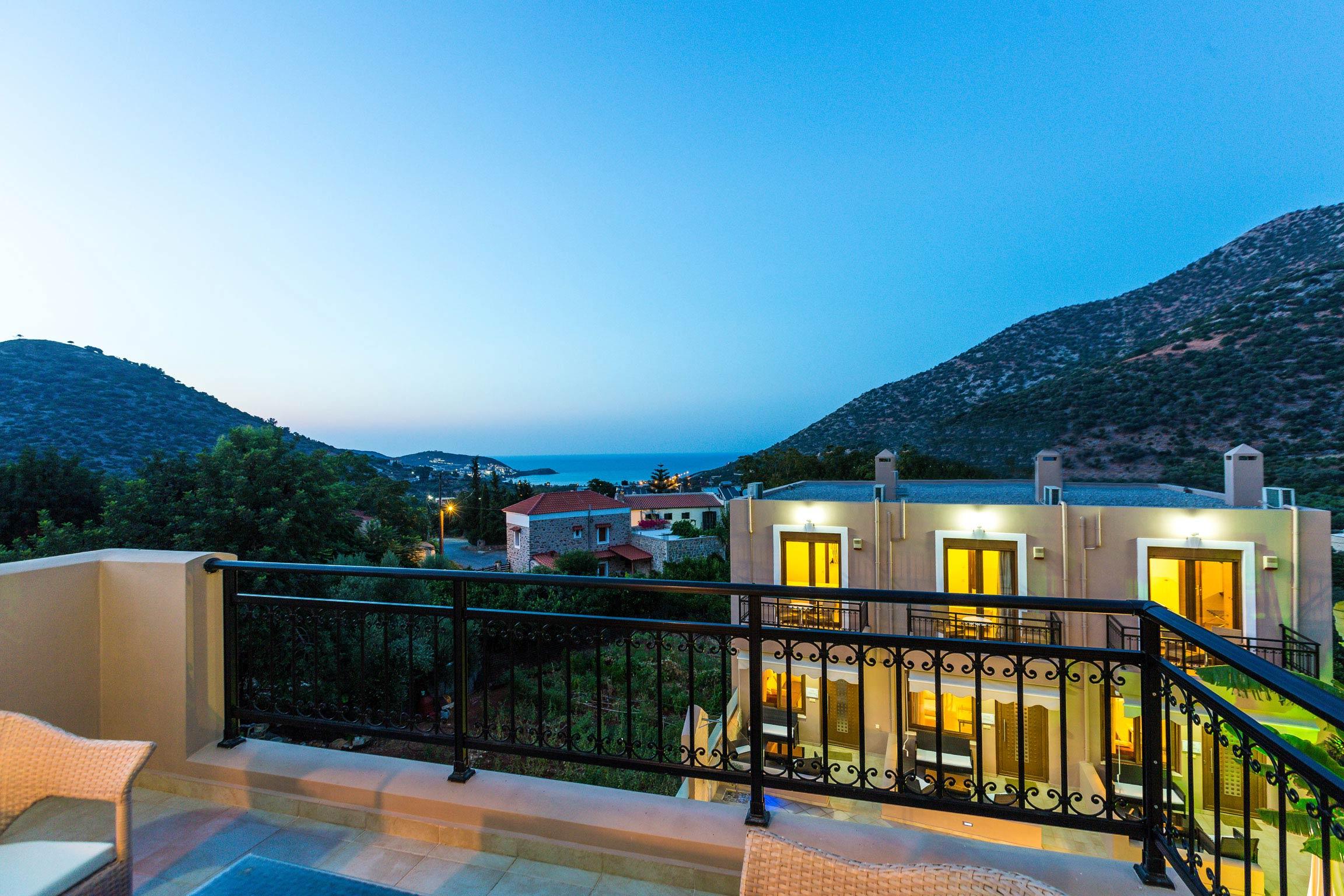 Ferienhaus Diese Villa auf zwei Ebenen ist der perfekte Ort, um in Rethymnon auf Kreta weh zu bleiben (2623387), Roumeli, Kreta Nordküste, Kreta, Griechenland, Bild 3