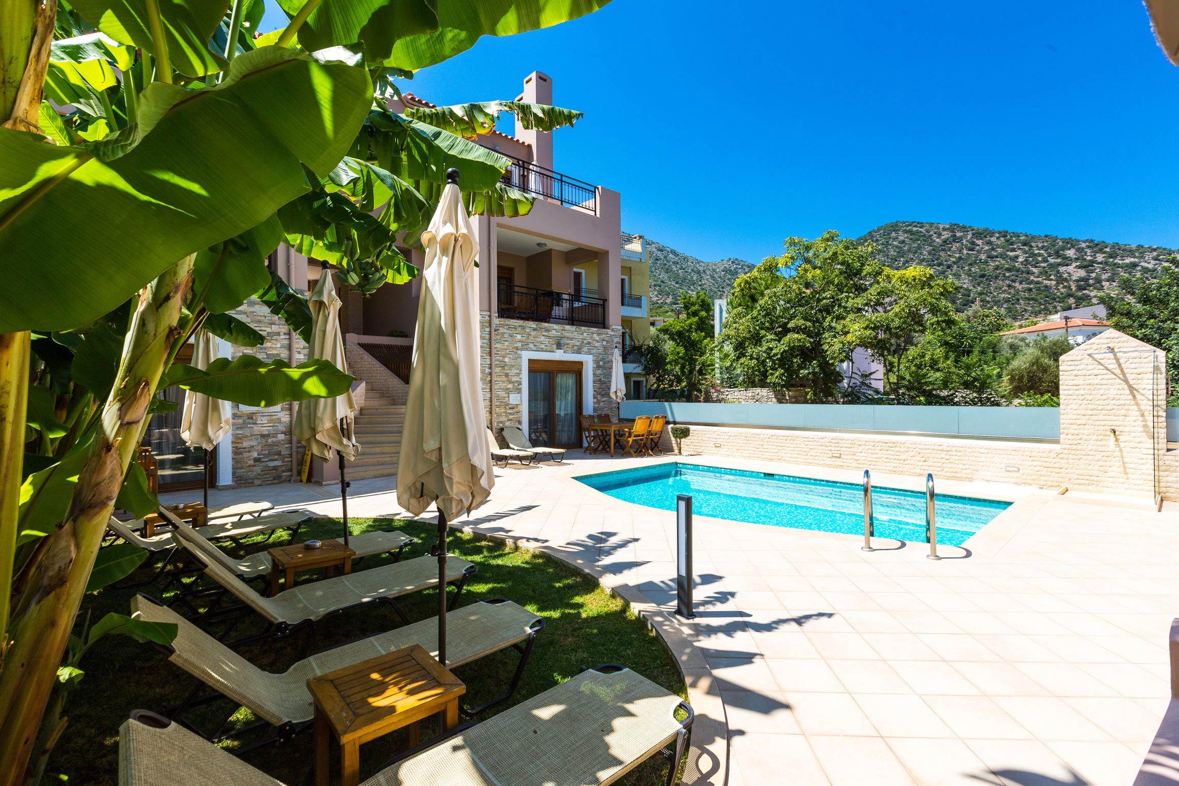 Ferienhaus Diese Villa auf zwei Ebenen ist der perfekte Ort, um in Rethymnon auf Kreta weh zu bleiben (2623387), Roumeli, Kreta Nordküste, Kreta, Griechenland, Bild 9
