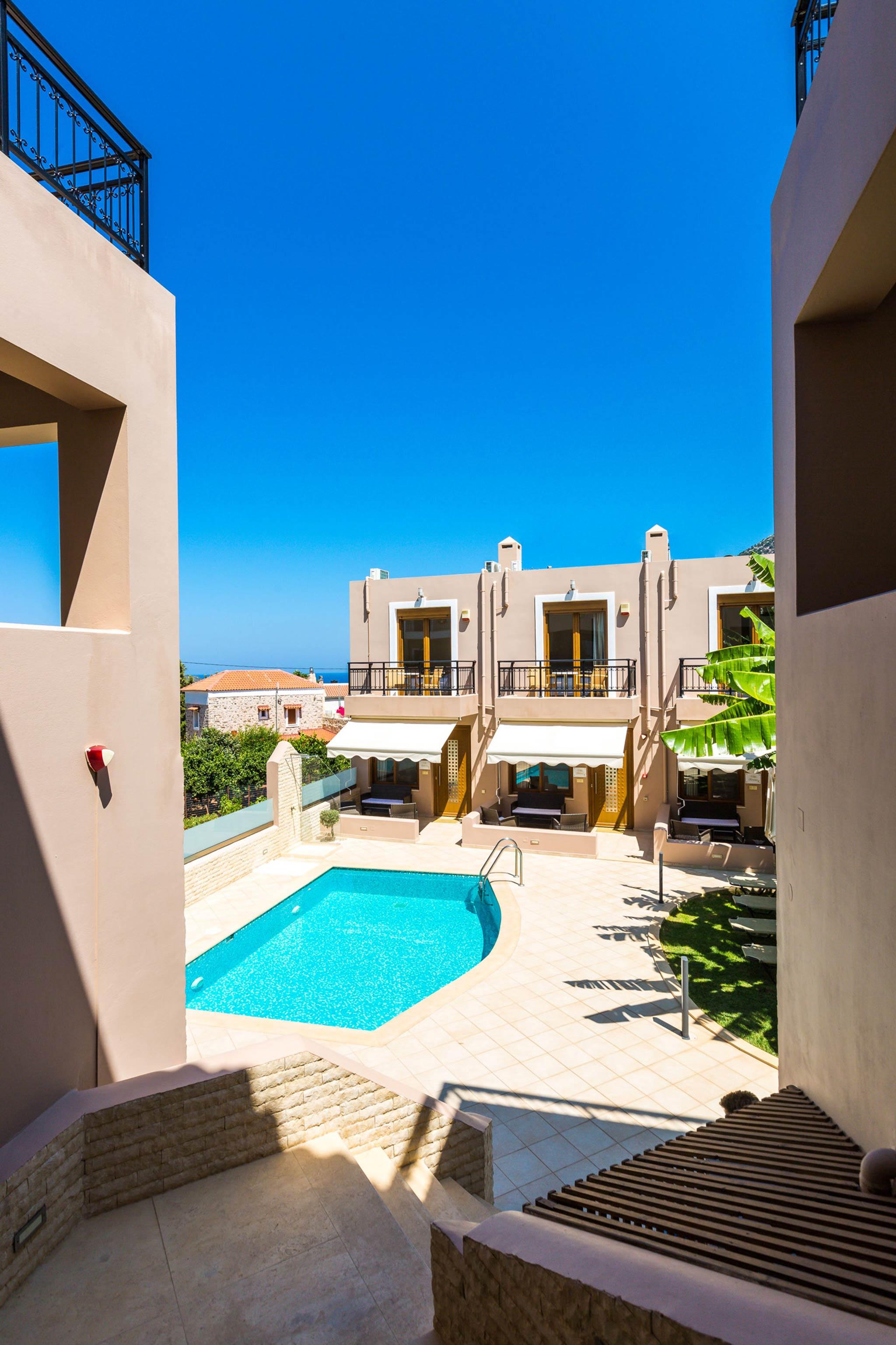Ferienhaus Diese Villa auf zwei Ebenen ist der perfekte Ort, um in Rethymnon auf Kreta weh zu bleiben (2623387), Roumeli, Kreta Nordküste, Kreta, Griechenland, Bild 6