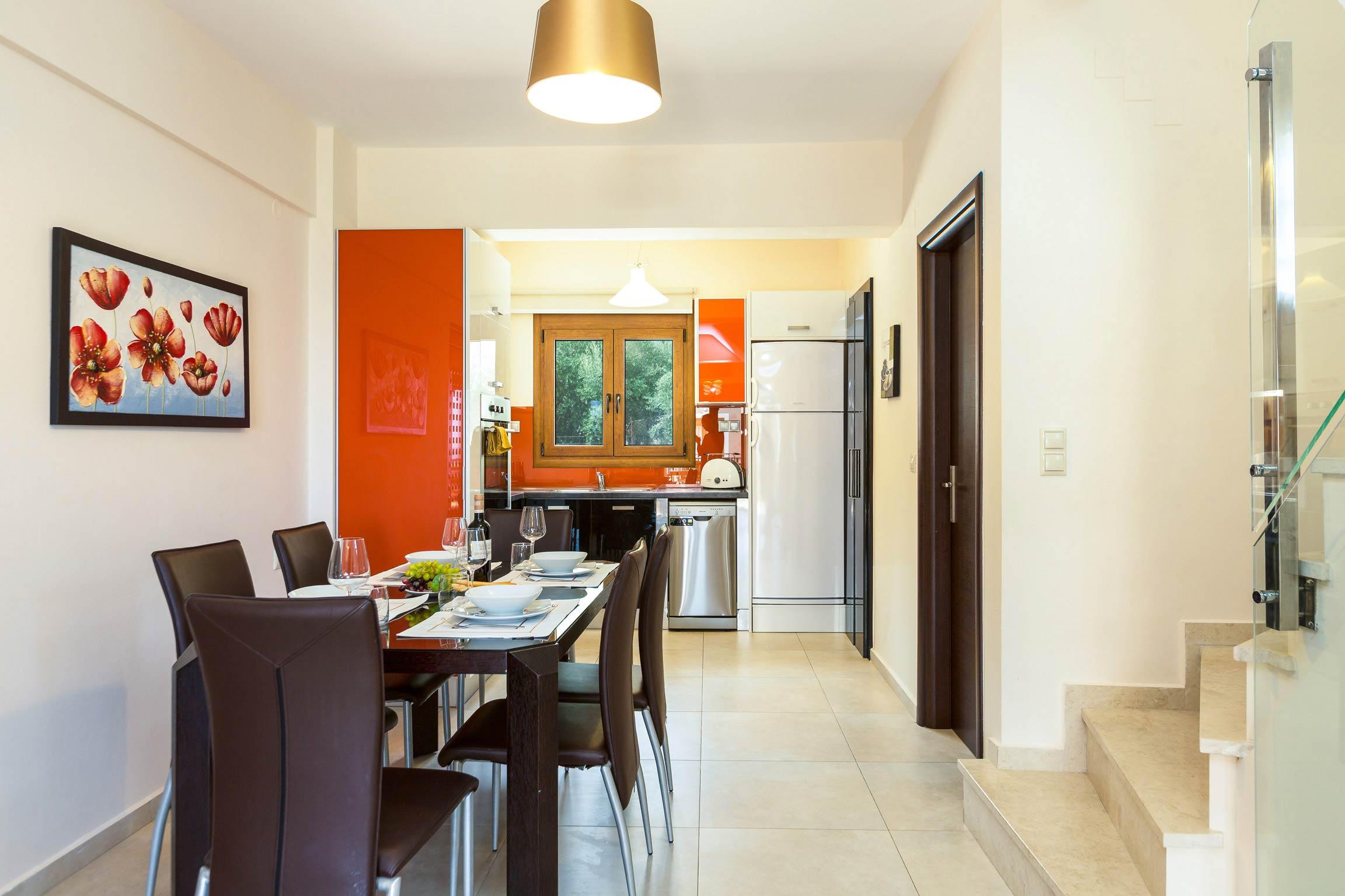 Ferienhaus Diese Villa auf zwei Ebenen ist der perfekte Ort, um in Rethymnon auf Kreta weh zu bleiben (2623387), Roumeli, Kreta Nordküste, Kreta, Griechenland, Bild 17