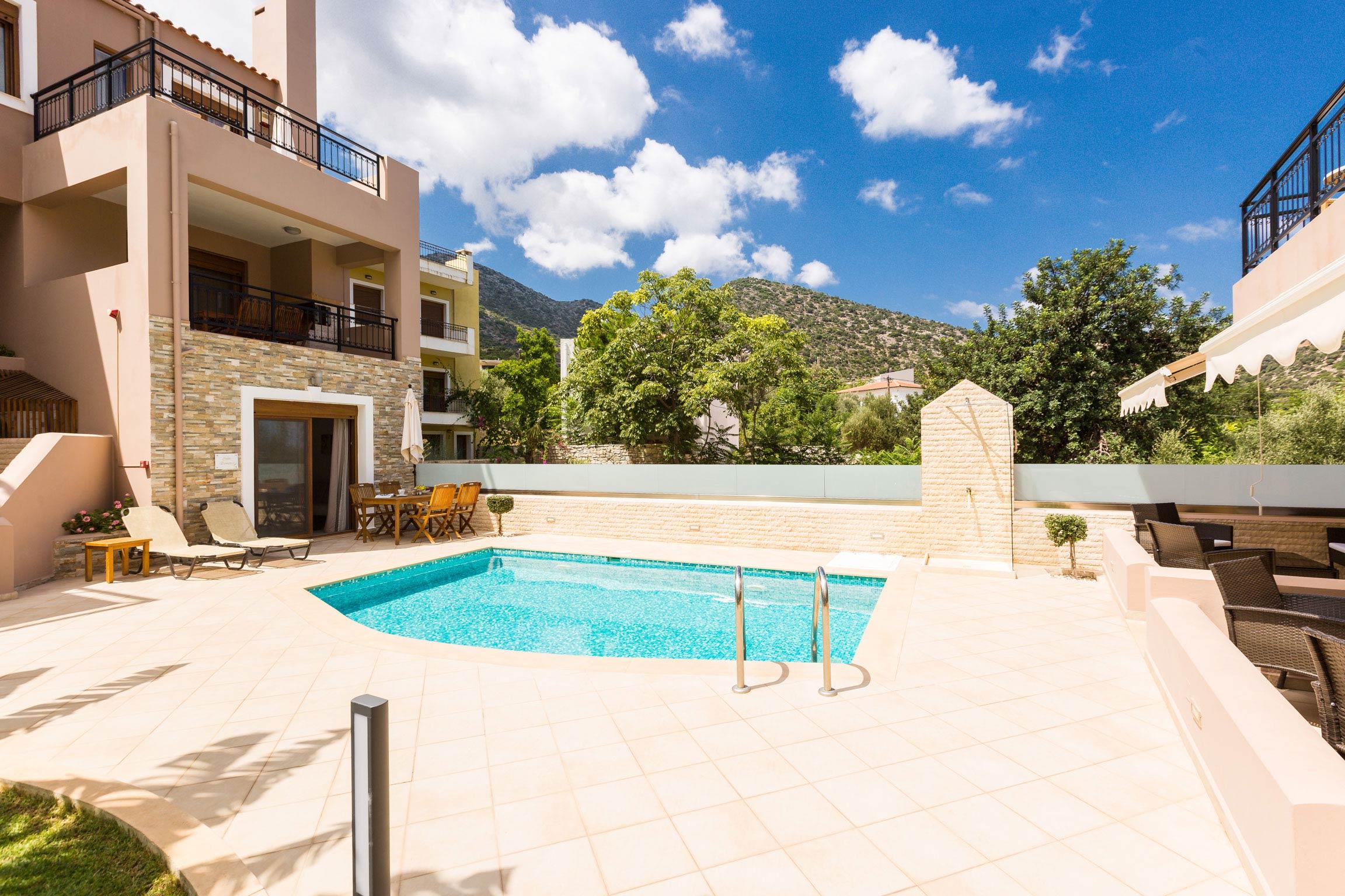 Ferienhaus Diese Villa auf zwei Ebenen ist der perfekte Ort, um in Rethymnon auf Kreta weh zu bleiben (2623387), Roumeli, Kreta Nordküste, Kreta, Griechenland, Bild 7
