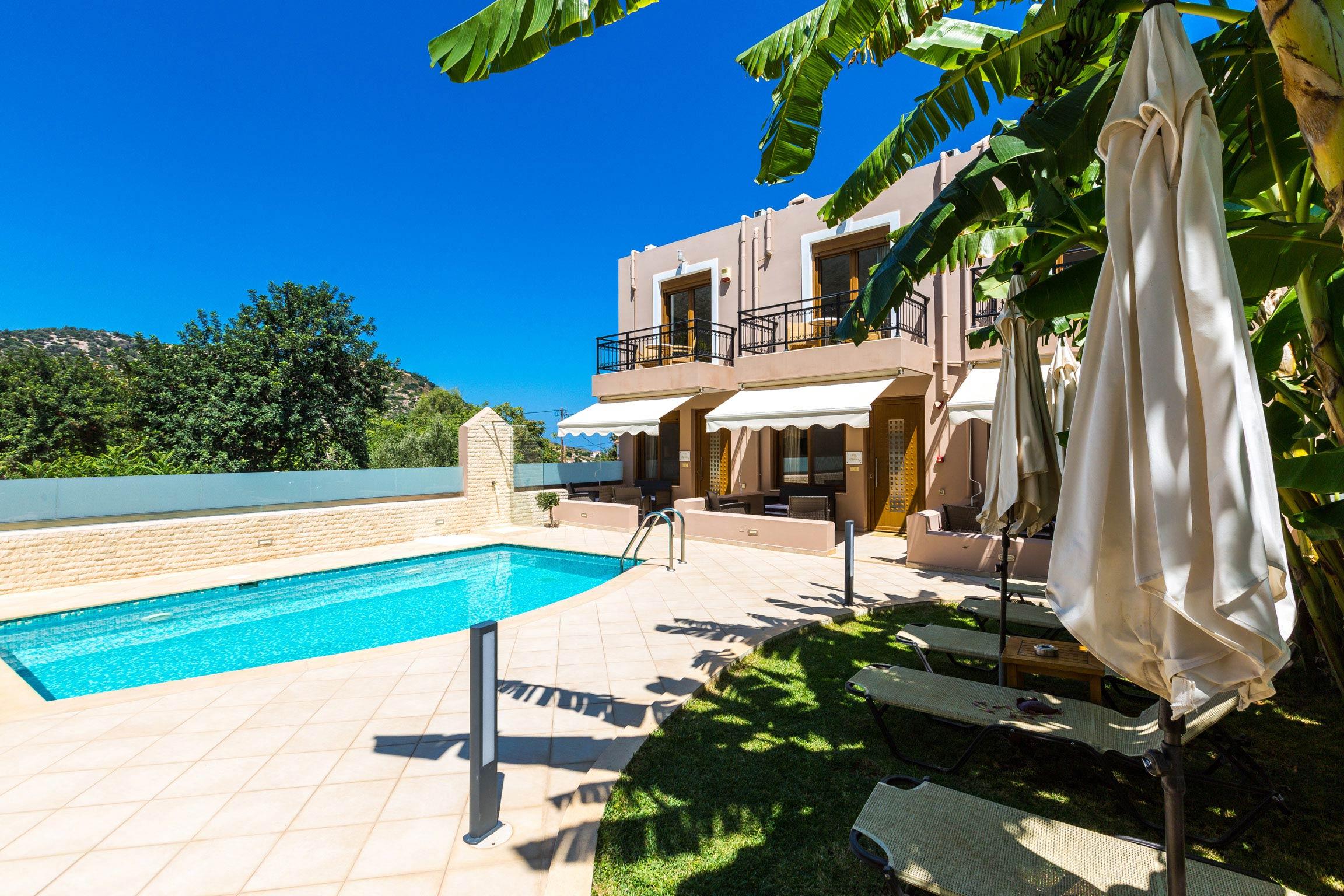 Ferienhaus Diese Villa auf zwei Ebenen ist der perfekte Ort, um in Rethymnon auf Kreta weh zu bleiben (2623387), Roumeli, Kreta Nordküste, Kreta, Griechenland, Bild 15