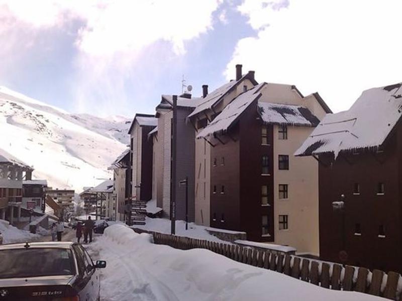 Apartamentos con vistas plaza de aparcamiento y Wifi
