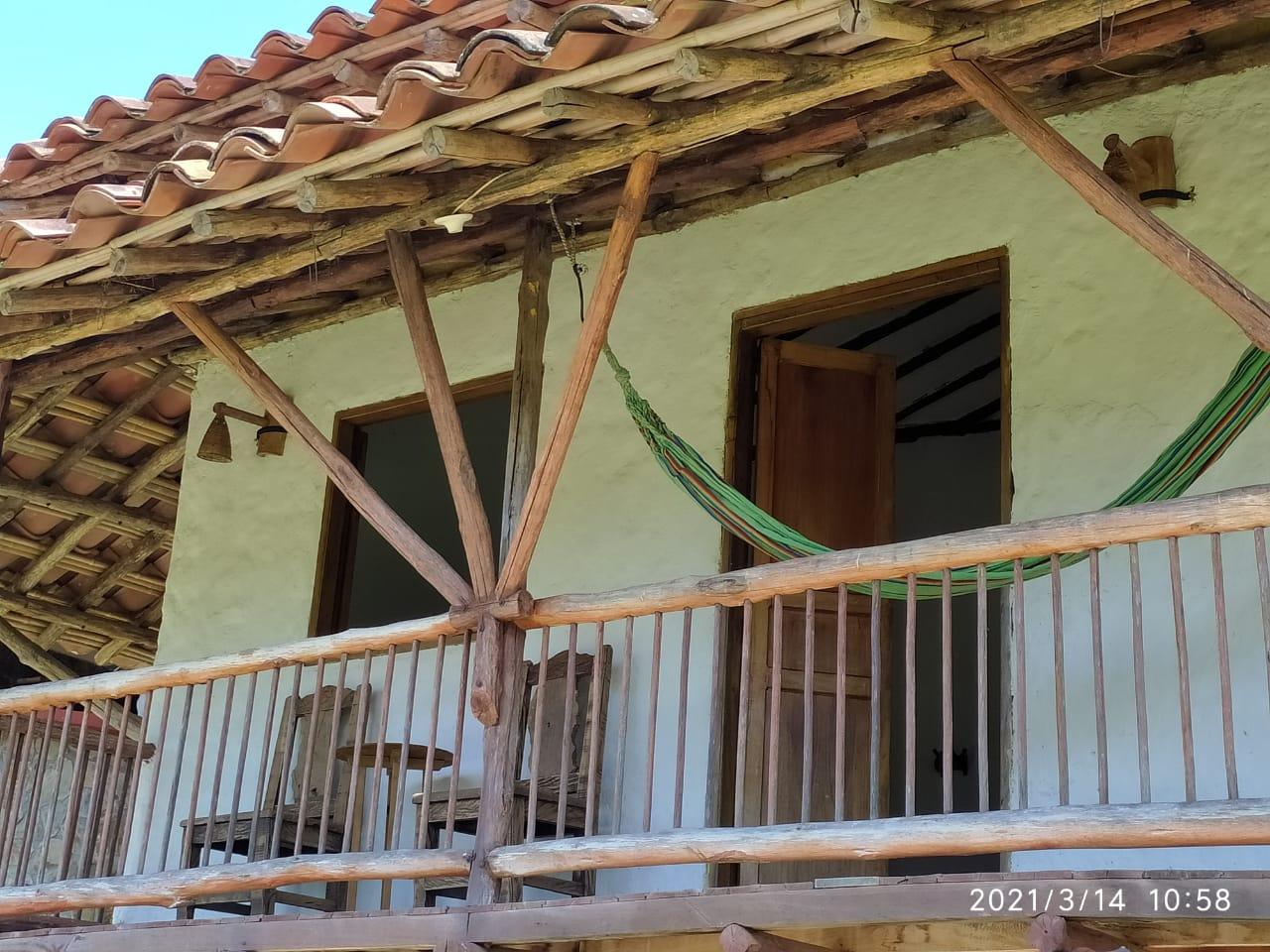 Ausgezeichnete Duplex-Kabine fur 5 Personen vor Pa Ferienhaus in Südamerika