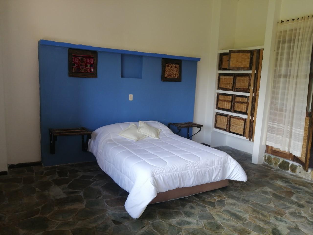 Schone Suite mit speziellem Balkon vor Panaca  in Südamerika
