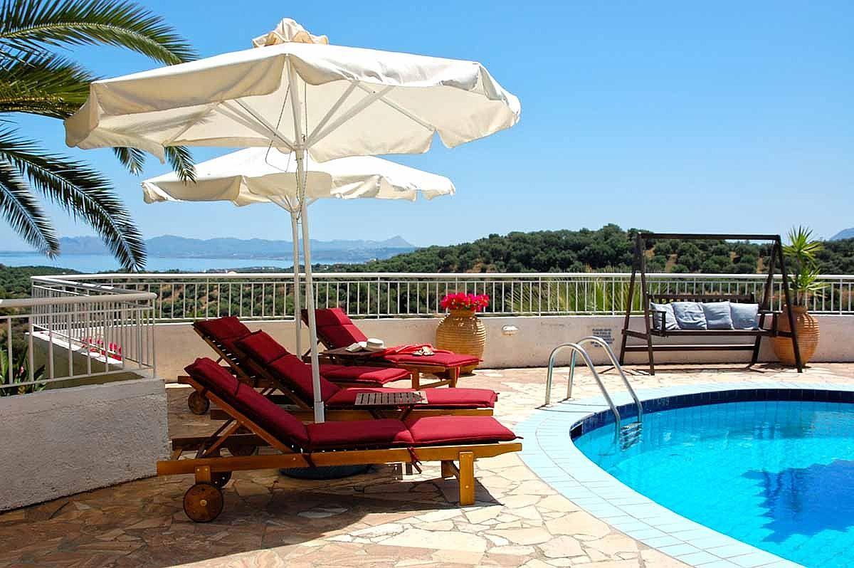 Ferienhaus Schne Villa mit eigenem Pool (2712570), Stalos, Kreta Nordküste, Kreta, Griechenland, Bild 13