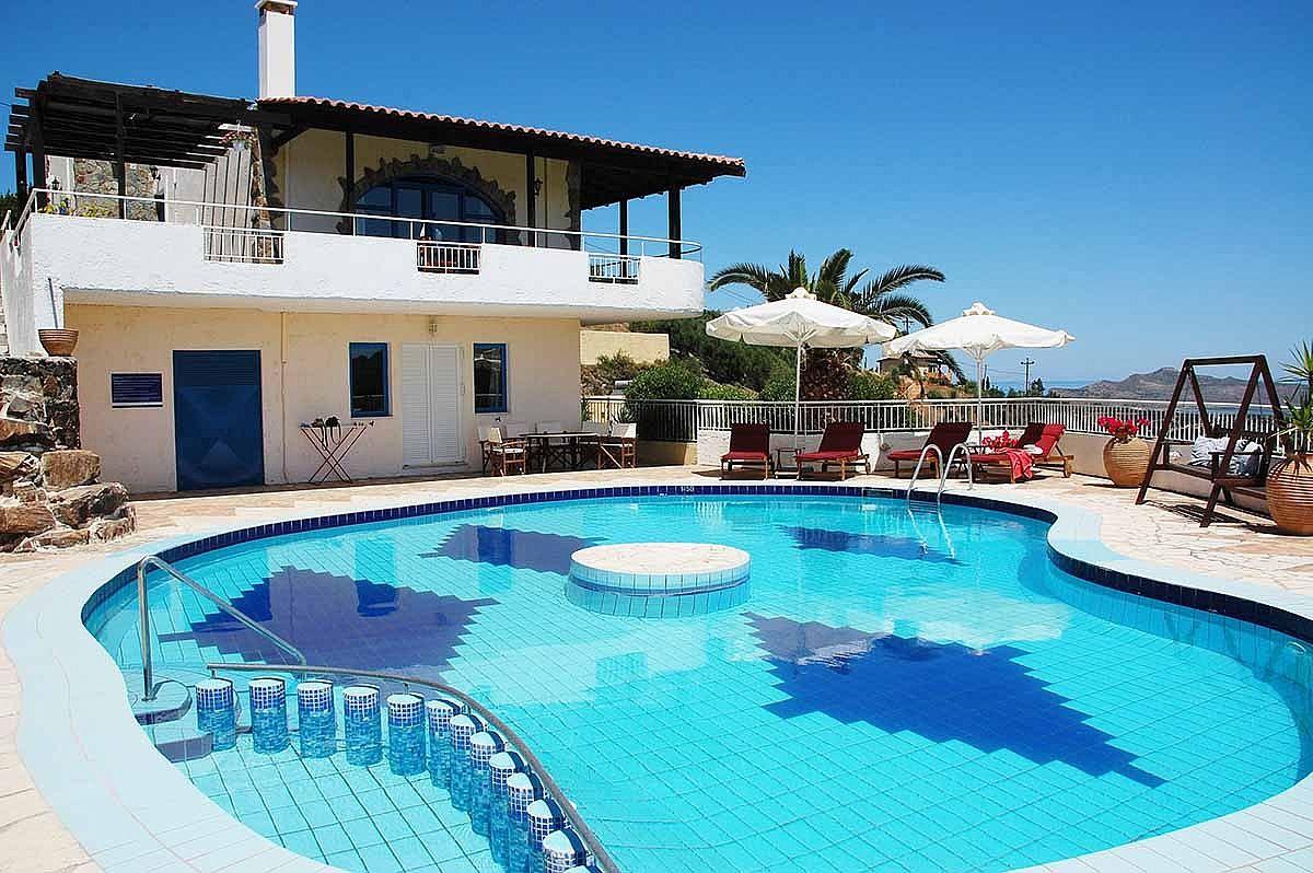 Ferienhaus Schne Villa mit eigenem Pool (2712570), Stalos, Kreta Nordküste, Kreta, Griechenland, Bild 10