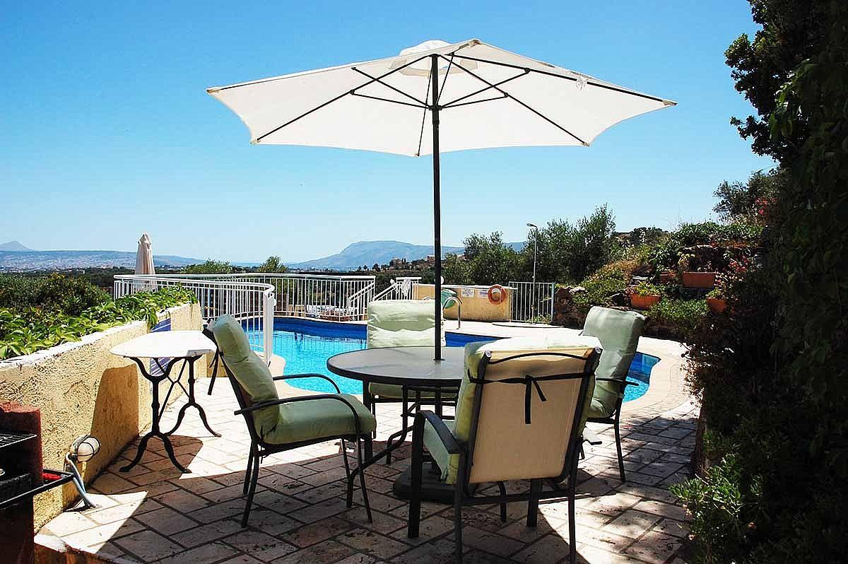 Ferienhaus Schne Villa mit eigenem Pool (2712570), Stalos, Kreta Nordküste, Kreta, Griechenland, Bild 6