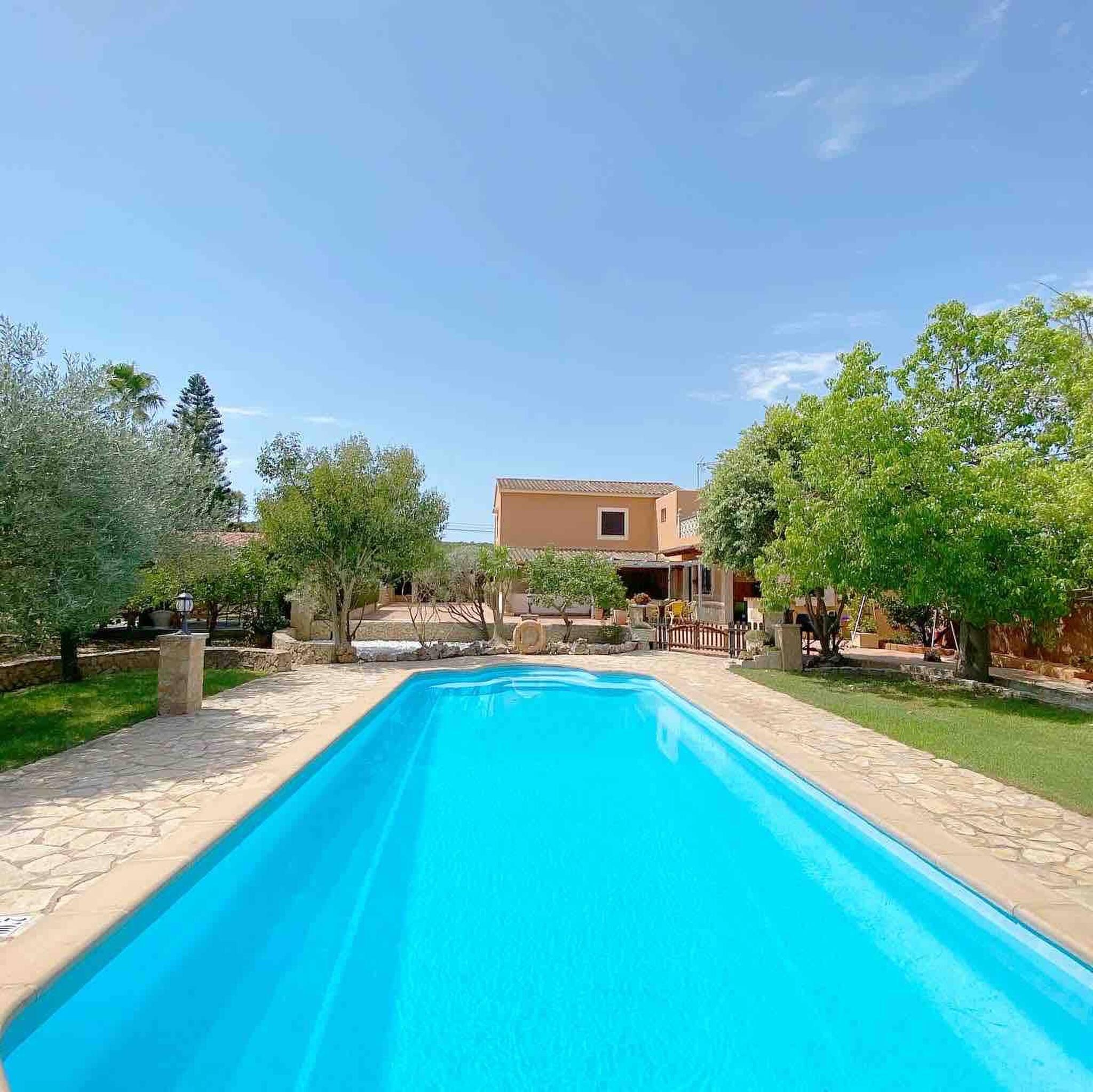 Landliches Haus Pili Mallorca