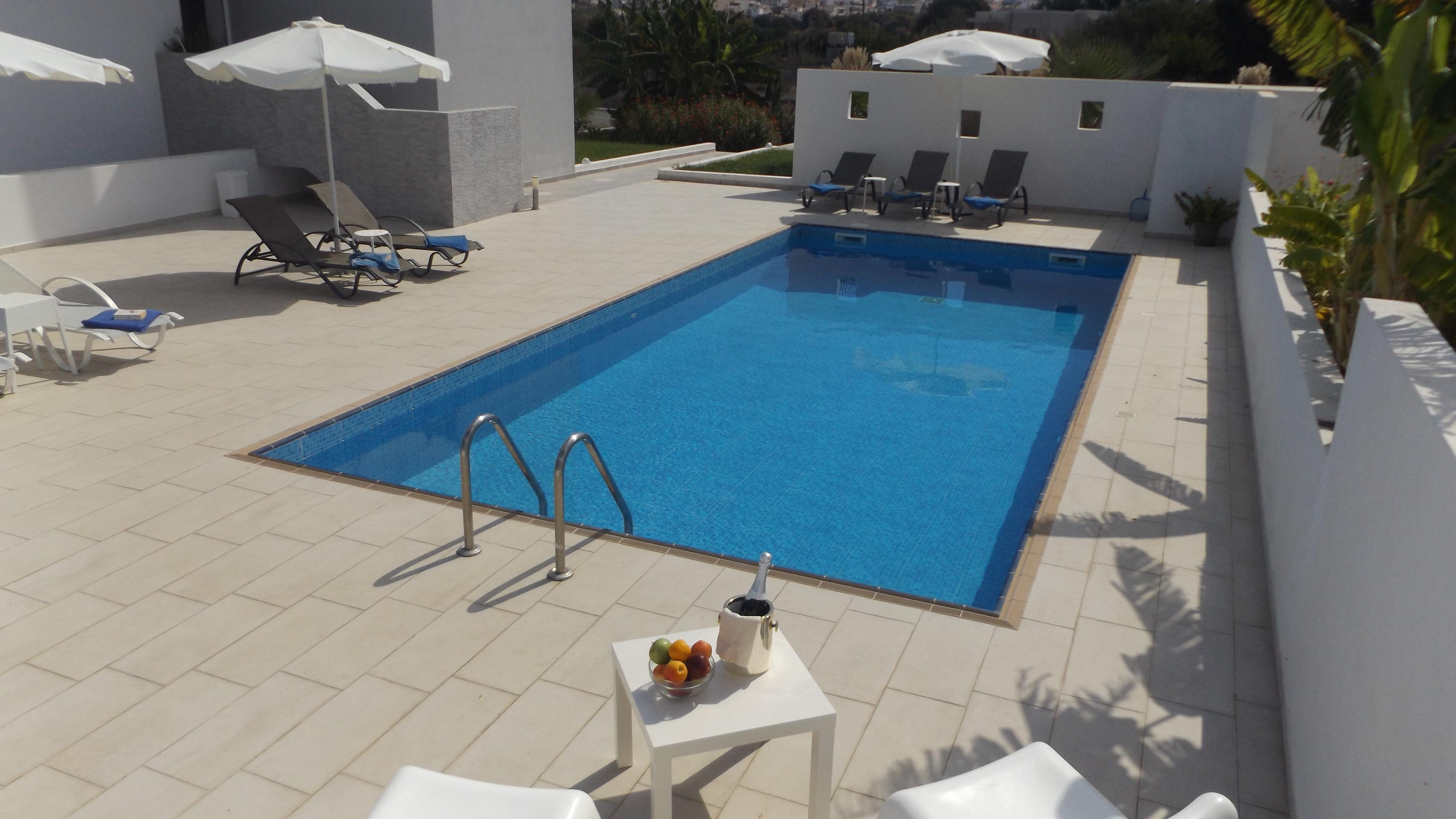 Holiday house Xenos Villa 3 - Luxusvilla mit privatem Pool in der Nhe des Meeres (2663988), Kos, Kos, Dodecanes Islands, Greece, picture 10
