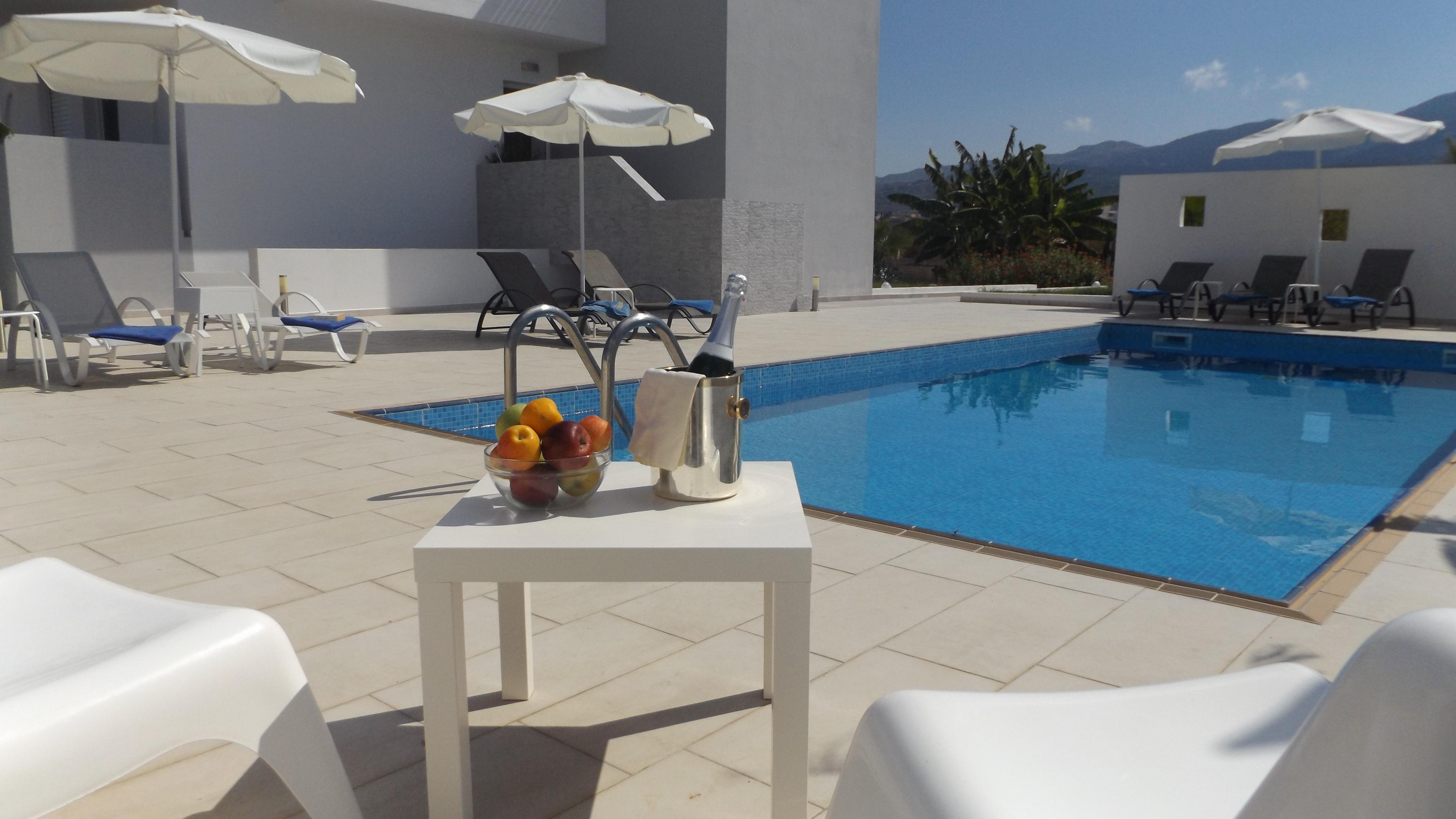 Holiday house Xenos Villa 3 - Luxusvilla mit privatem Pool in der Nhe des Meeres (2663988), Kos, Kos, Dodecanes Islands, Greece, picture 6