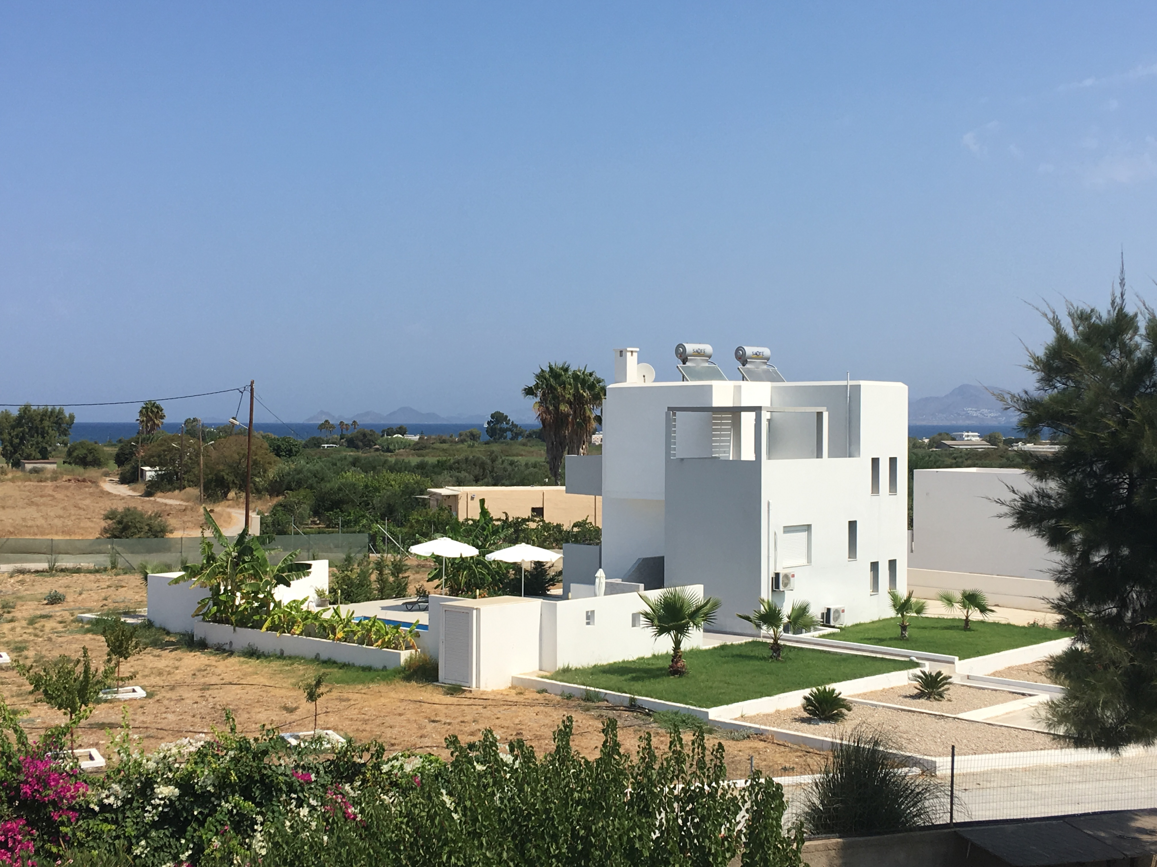 Holiday house Xenos Villa 3 - Luxusvilla mit privatem Pool in der Nhe des Meeres (2663988), Kos, Kos, Dodecanes Islands, Greece, picture 4