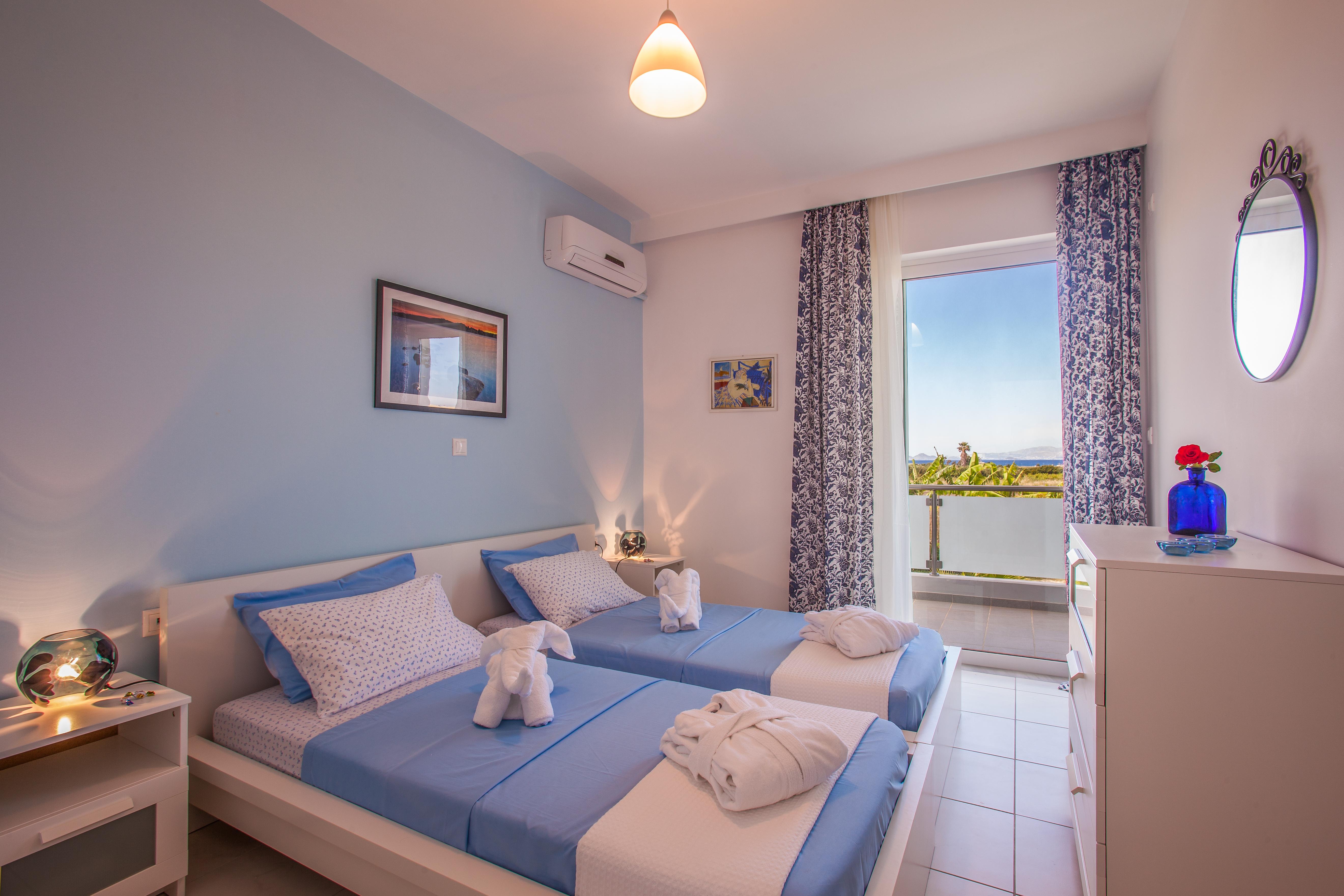 Holiday house Xenos Villa 3 - Luxusvilla mit privatem Pool in der Nhe des Meeres (2663988), Kos, Kos, Dodecanes Islands, Greece, picture 24