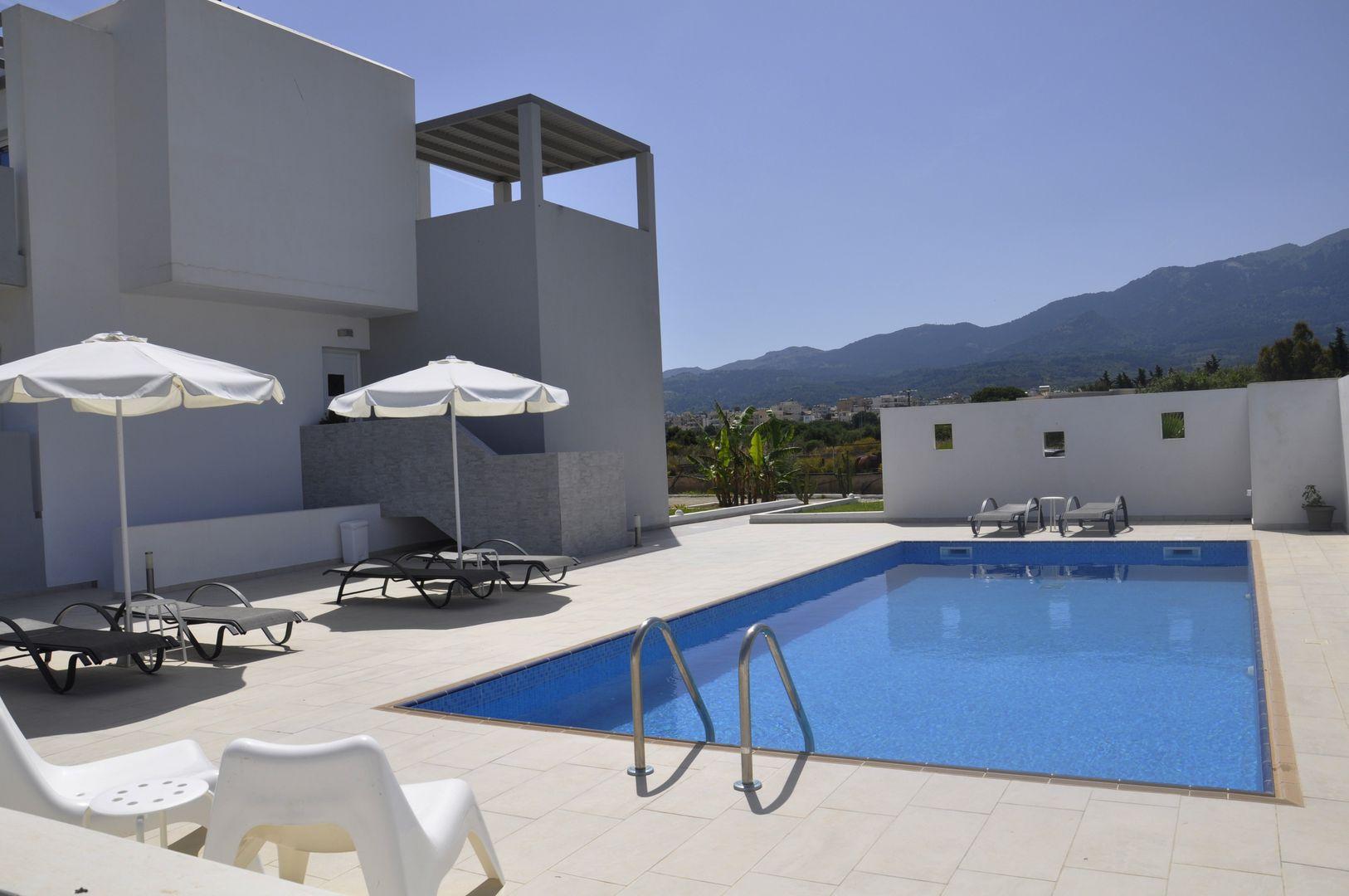 Holiday house Xenos Villa 3 - Luxusvilla mit privatem Pool in der Nhe des Meeres (2663988), Kos, Kos, Dodecanes Islands, Greece, picture 1