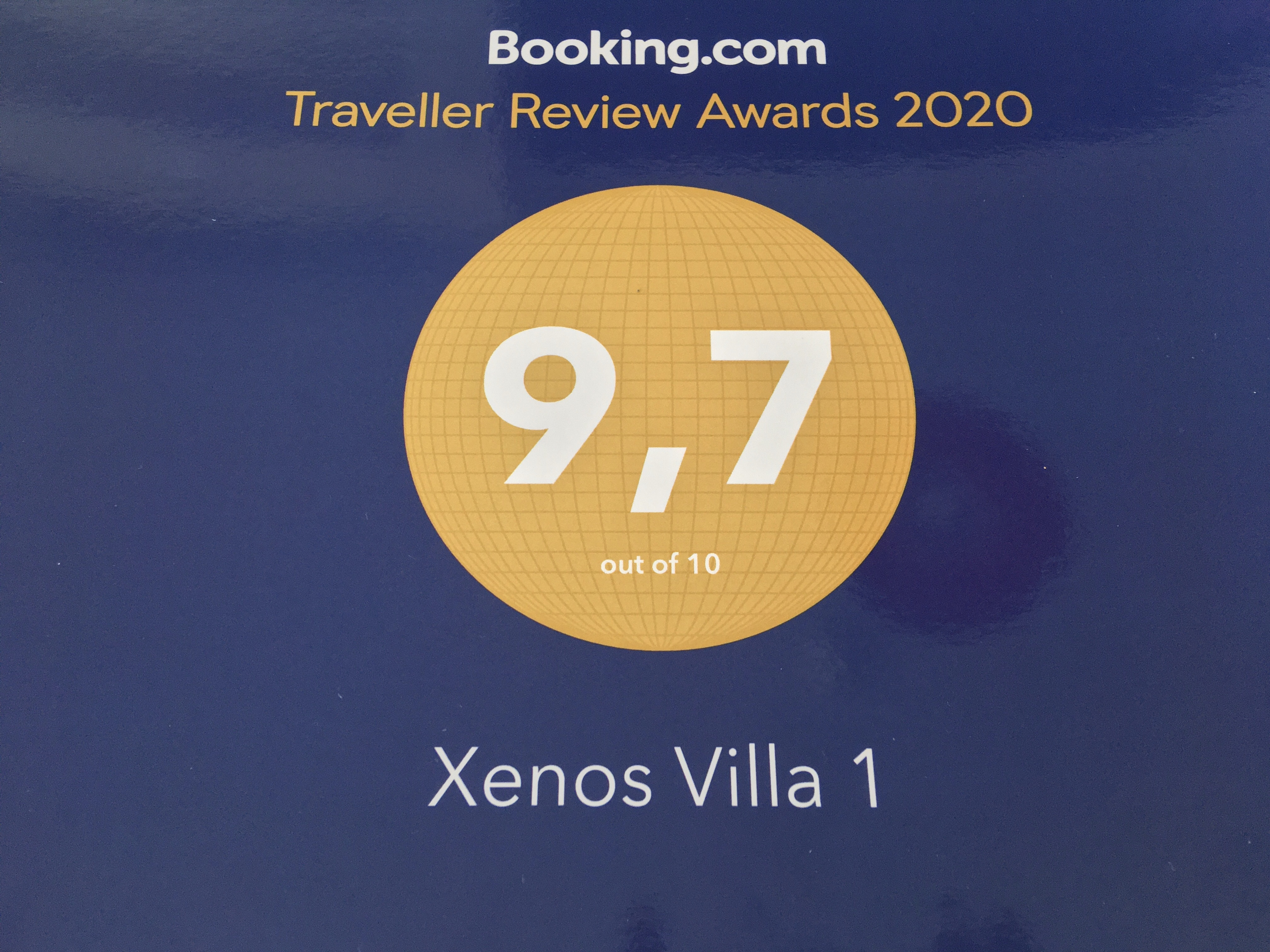 Holiday house Xenos Villa 4 - Luxusvilla mit privatem Pool in der Nhe des Meeres (2704174), Kos, Kos, Dodecanes Islands, Greece, picture 2