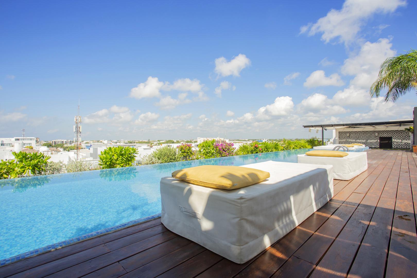 Ein-Zimmer-Wohnung mit erstaunlichen Annehmlichkei Ferienwohnung in Mittelamerika und Karibik