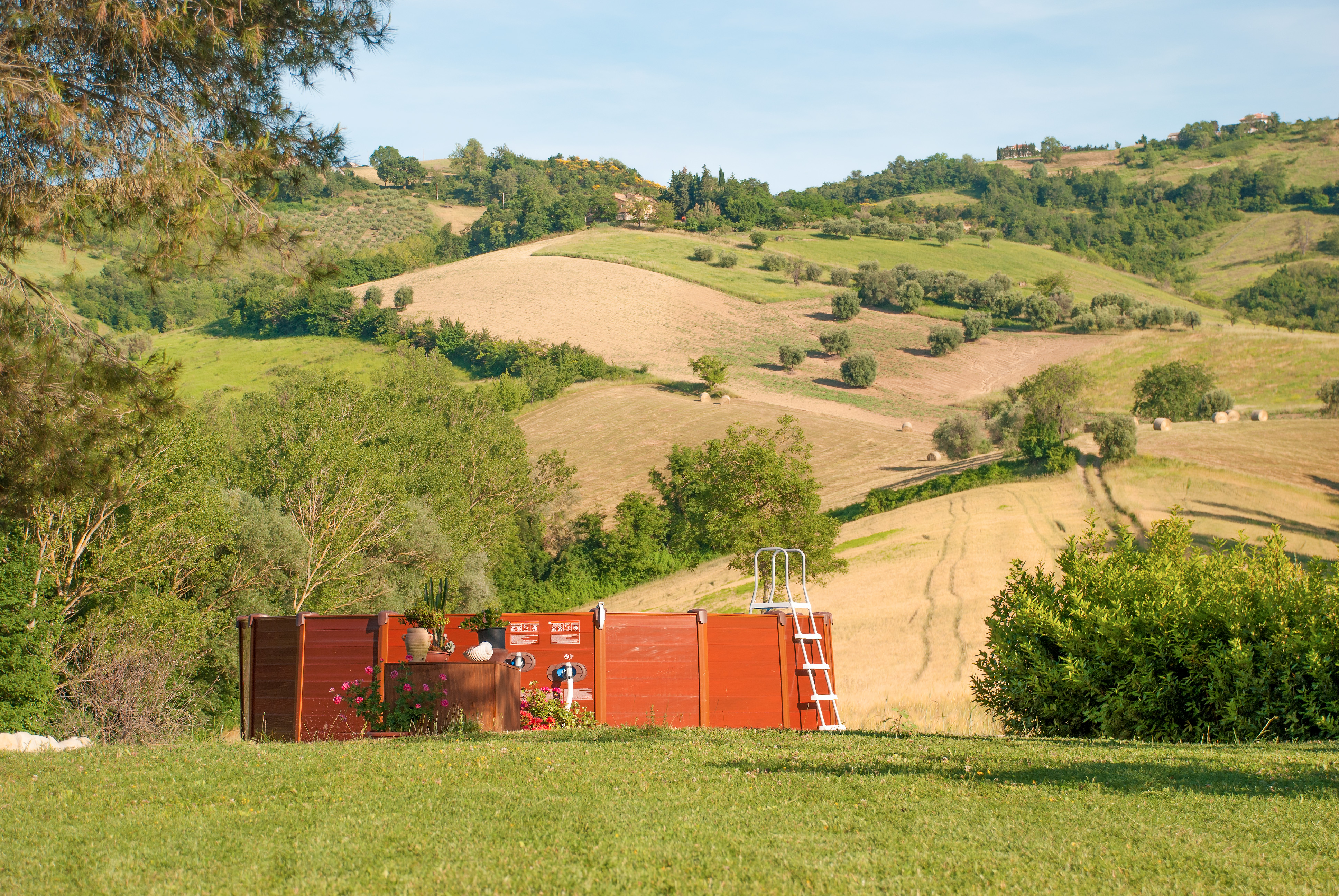Ferienwohnung Il Casale di Giovanna - Rosemary (2123980), San Venanzo, Ascoli Piceno, Marken, Italien, Bild 5